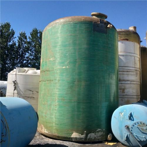 制作出售PPH酸洗槽储罐二手 玻璃钢高压储罐二手 储罐价格