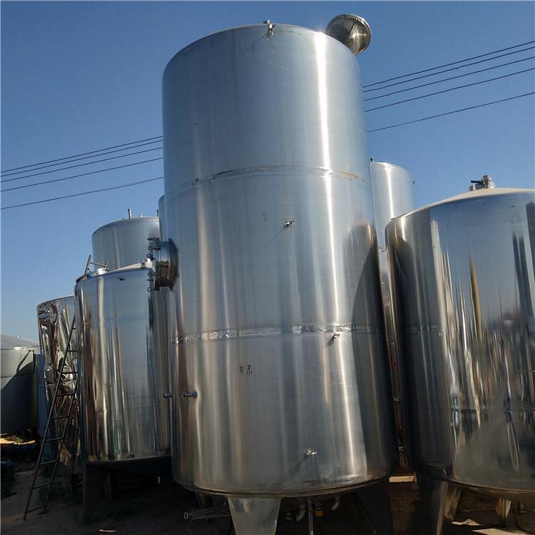 316不锈钢搅拌罐二手不锈钢高压储罐二手 不锈钢储罐价格