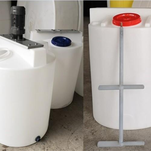 塑料搅拌罐200L/500L/1吨化工搅拌设备 液体混合桶