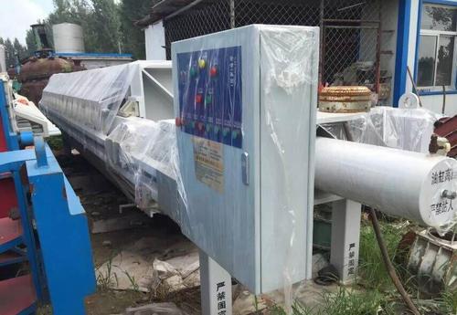 济宁隔膜压滤机厂家直销 济宁二手隔膜压滤机回收