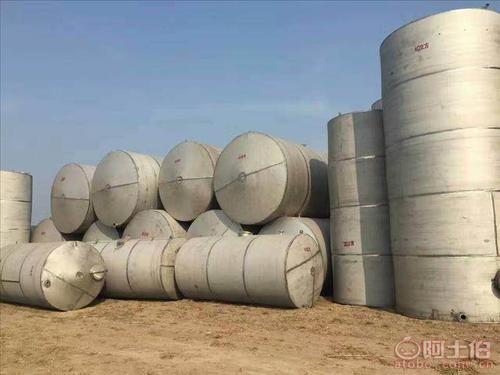 储罐厂家直销 二手储存容器回收