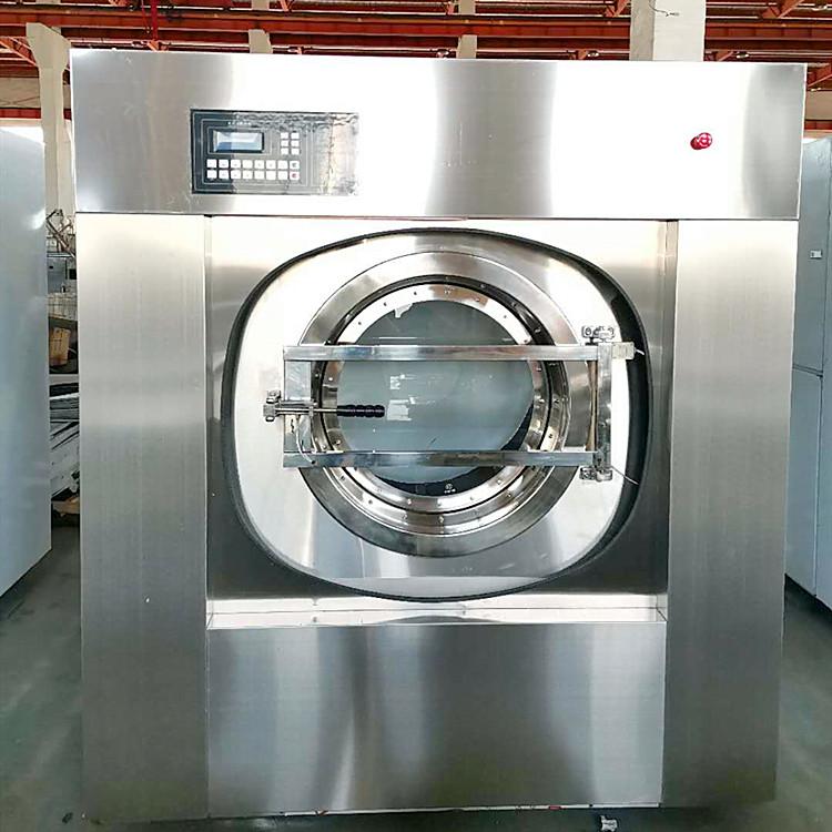 宾馆酒店布草洗涤厂设备及选用洗衣机型号