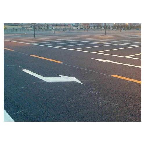 停车场划线厂家/永航交通设施值得信赖