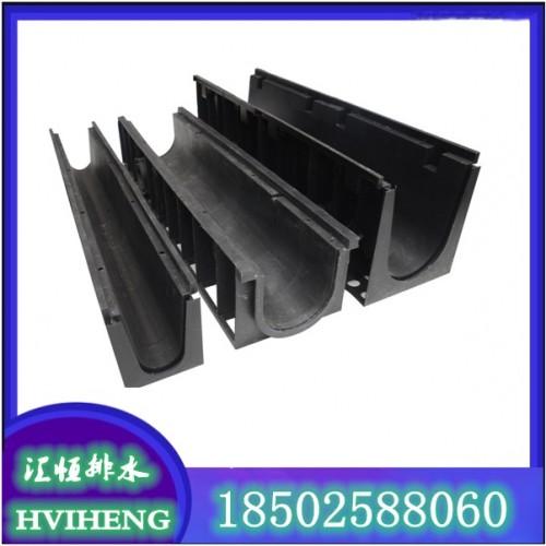 成品排水沟 不锈钢线性盖板 树脂排水沟 不锈钢井盖雨水篦子