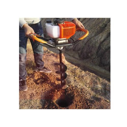 二冲程挖坑机 汽油大功率挖坑机农用工具
