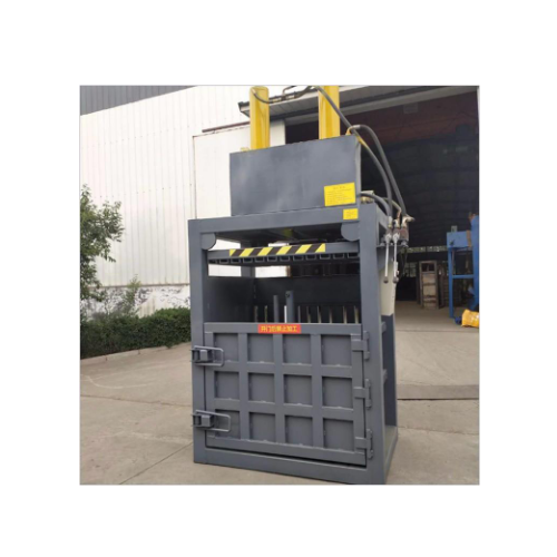 山西应用广泛压缩打包机 恒泰双缸20吨压缩压块机 易拉罐压块