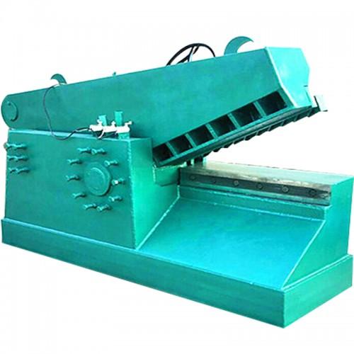 新型废铁废钢金属剪切机出售 嘉和机械生产液压剪切机
