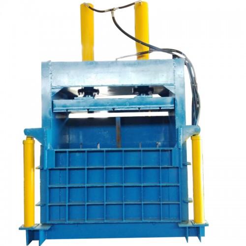 立式双缸液压打包机出售 多功能打包机厂家现货