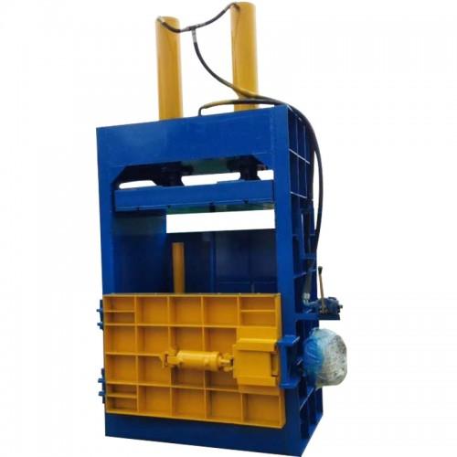 全国出售立式废纸打包机 厂家生产编织袋打包机