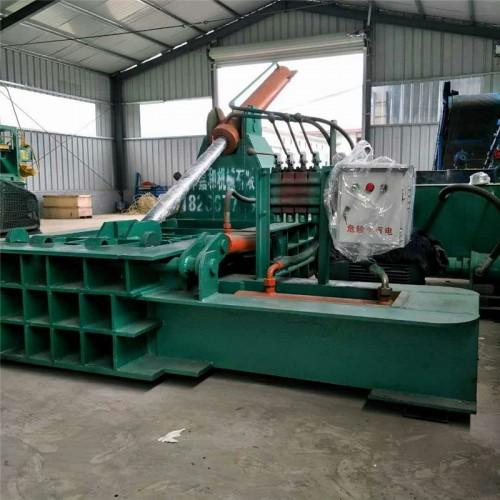 铁丝钢筋打包压块机厂家供应