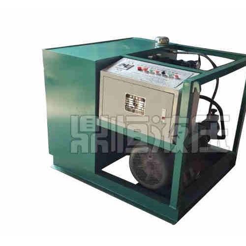 山东液压提升装置制造_鼎恒液压_厂家定做YB-60型液压泵站