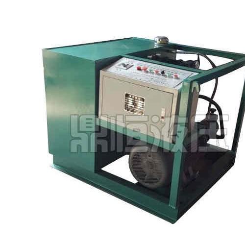江苏液压提升装置~鼎恒液压机械~厂家定制YB-60型液压泵站