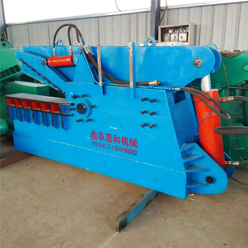 工厂生产多功能废铁圆钢剪切机