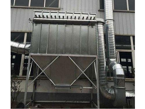 重庆破碎机除尘器出售「广润除尘」矿山破碎机除尘器服务贴心