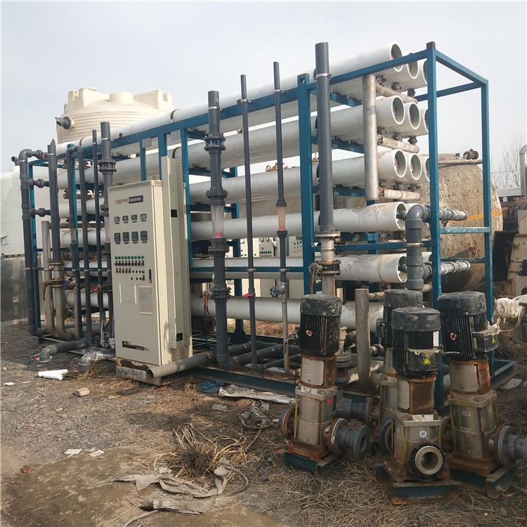 低价出售绿色环保水处理二手 10吨不锈钢全自动水处理