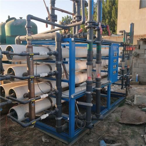 低价转让二手自清洗过滤机 二手精密污水过滤机