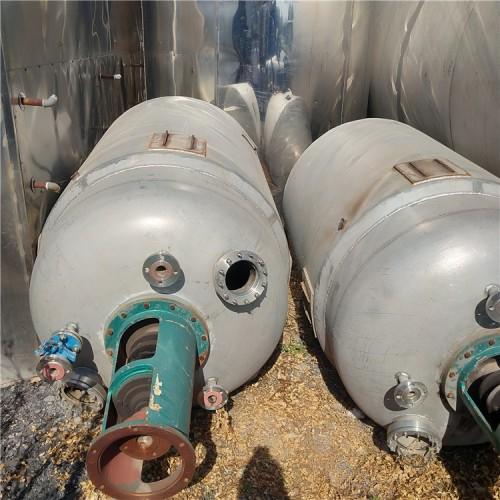 长期出售实验室不锈钢反应釜二手 反应釜价格