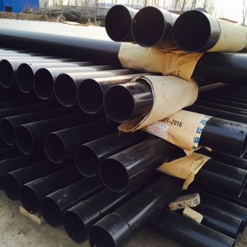 河南厂家直销热浸塑电力穿线管,热浸塑钢管