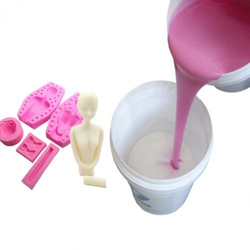 液体硅胶 糖果巧克力模具用半透明硅胶
