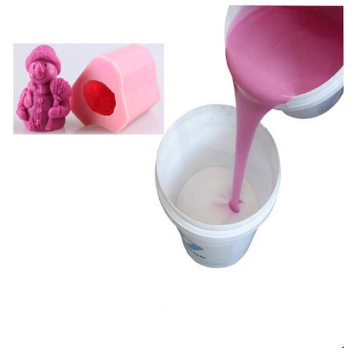 AB液态硅橡胶 环保液体模具硅胶 蛋糕模液体硅胶