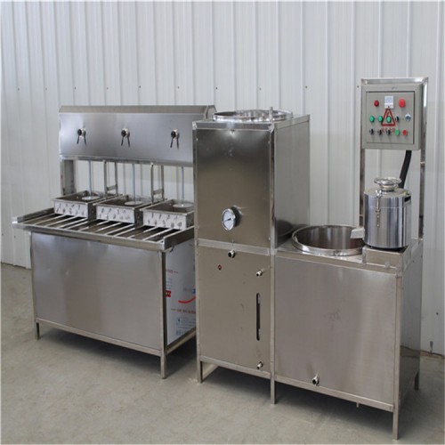 三盒豆腐机直销 豆腐机生产设备 广州豆腐机厂家