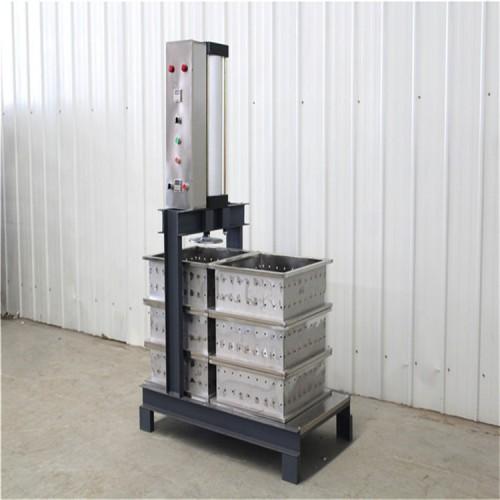 凯元豆腐干机设备 小型豆腐干机价格 豆腐干机操作视频