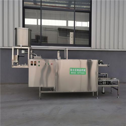 豆腐皮机器品牌 大型豆腐皮机器厂家 豆腐皮机价格