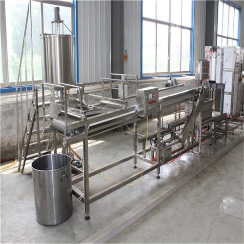 大型自动豆腐皮机 众诚豆制品机械设备一站式销售