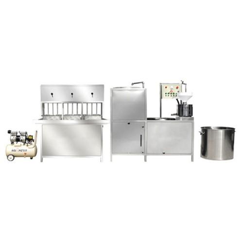 全自动大型豆腐机 众诚豆制品机械设备厂家直销