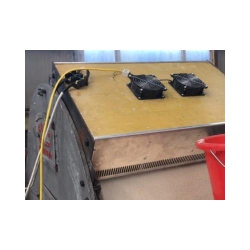 飞度电磁 滚筒电磁加热生产厂家