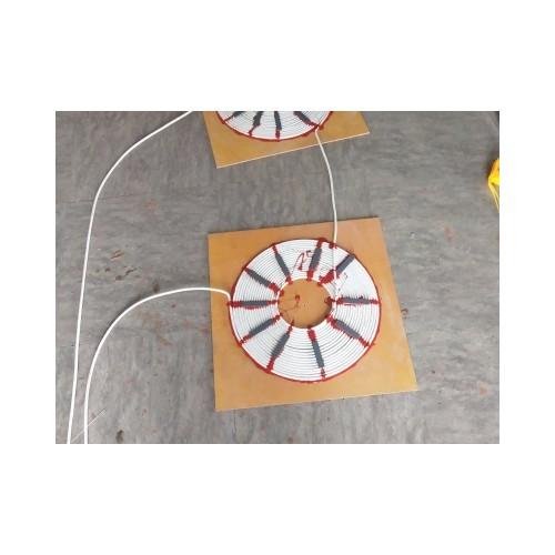 飞度电磁 模头平板电磁加热线圈厂家专业供应