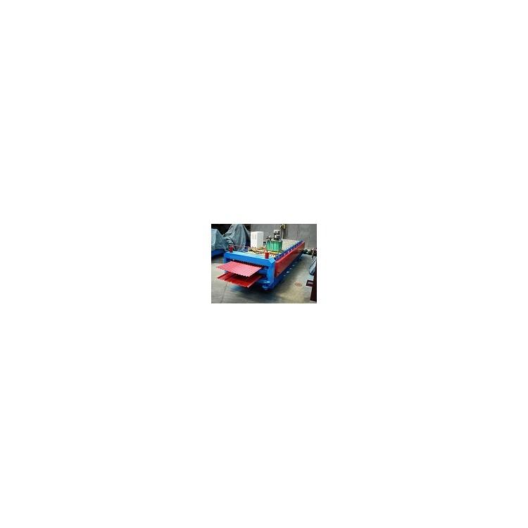 重庆彩钢压瓦机出售「益商优压瓦机」售后完善*设计合理