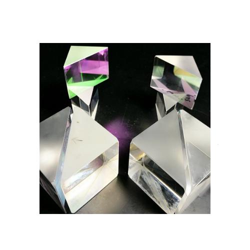 微型投影仪PBS偏振分光棱镜 立方体镀膜棱镜光学棱镜厂家
