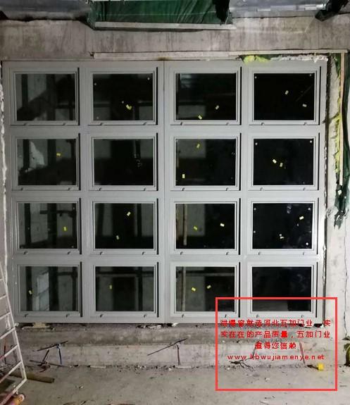 五加门业 泄爆窗生产厂家