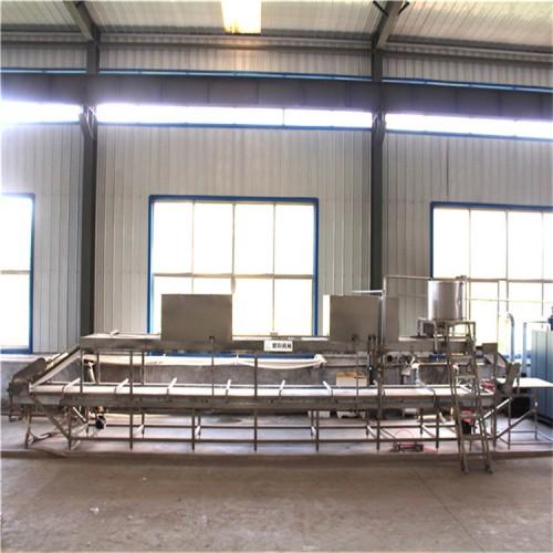 全自动腐竹机直销 自动腐竹机工作原理 大型腐竹机产量