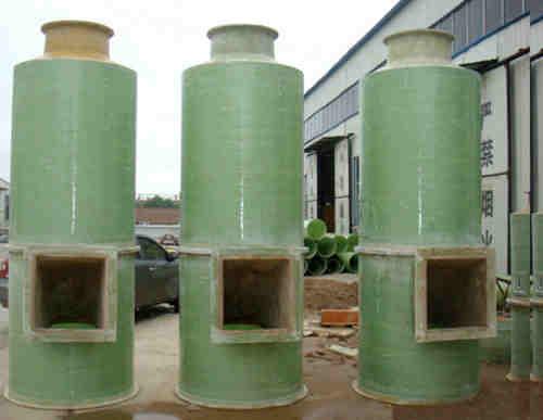 黑龙江布袋除尘设备万达环保设备|定做|供应6T锅炉脱硫除尘器
