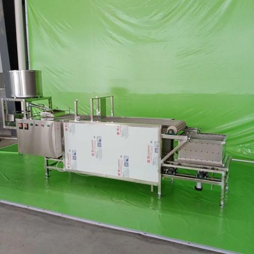 东北全自动大型干豆腐机 众诚豆制品机械厂家直销