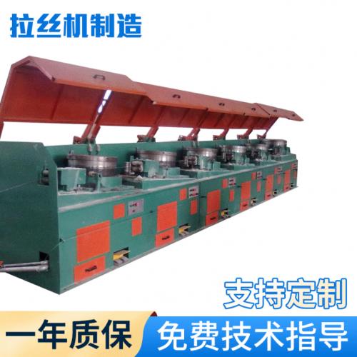LZ-6/560直线式拉丝机 金属表面线材 拔丝机设备