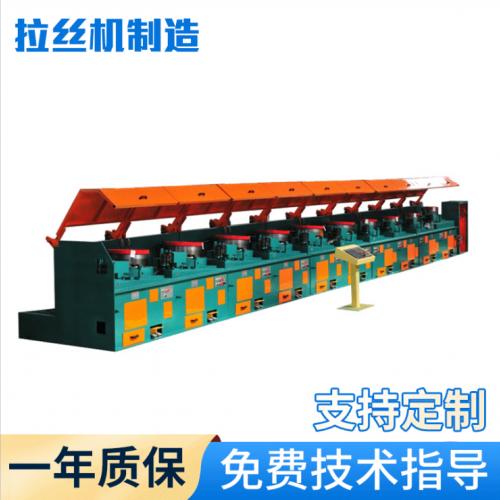 线材平面拉丝机 供应直线式有色金属拉丝机 厂家批发钢筋拔丝机
