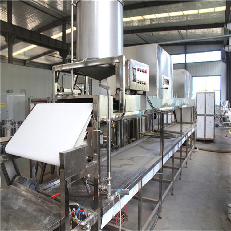全自动腐竹机生产流水线 大型腐竹机价格 腐竹机品牌