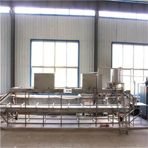 广西全自动腐竹机生产流水线 长形腐竹机价格 大型腐竹机品牌
