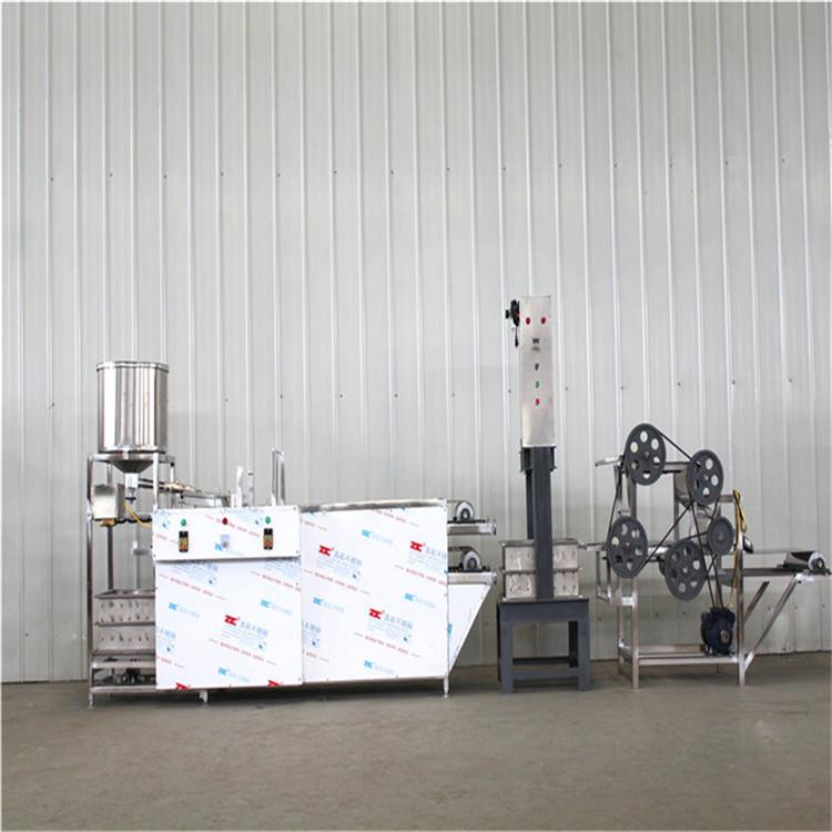 全自动千张机供应 自动扒皮千张机 不锈钢千张机价格