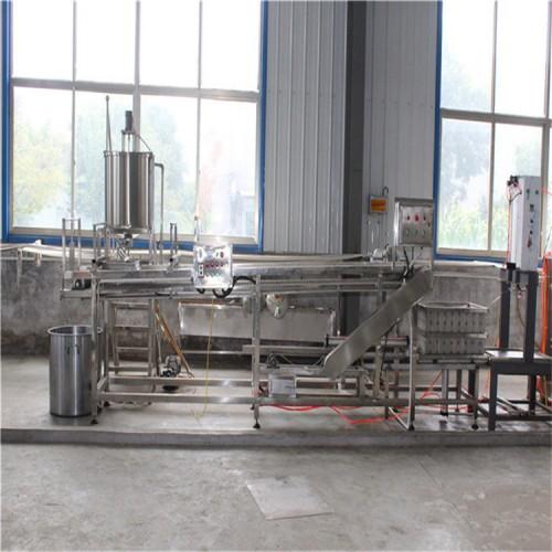 大型不锈钢千张机生产线 千张机产量 多功能千张机价格