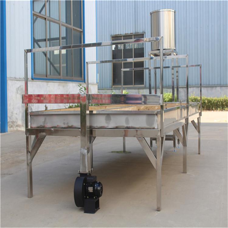 手工线腐竹机设备 小型腐竹机价格 半自动腐竹机视频