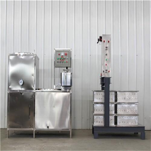 河北豆腐干机生产商 大型豆腐干机价格 豆腐干机产量