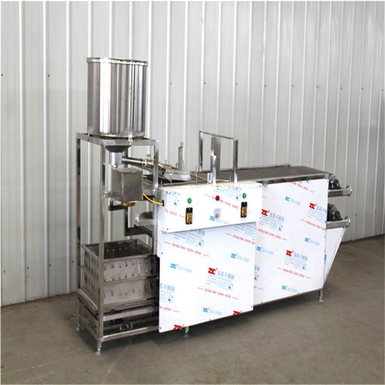 豆腐皮机供应商 全自动豆腐皮机价格 双层豆腐皮机产量