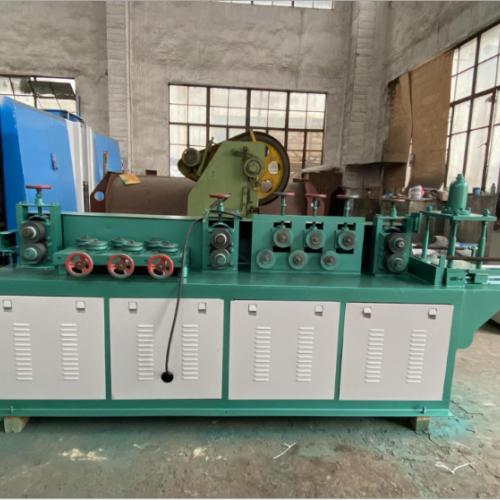 YGTS4-8数控液压调直切断机 无划痕不锈钢调直机