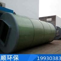 北京地埋式一体化泵站制造厂家|庆顺环保|加工地埋式预制泵站