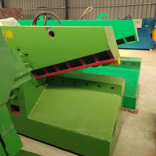 自动剪切机厂家供销 多功能鳄鱼剪切机出售