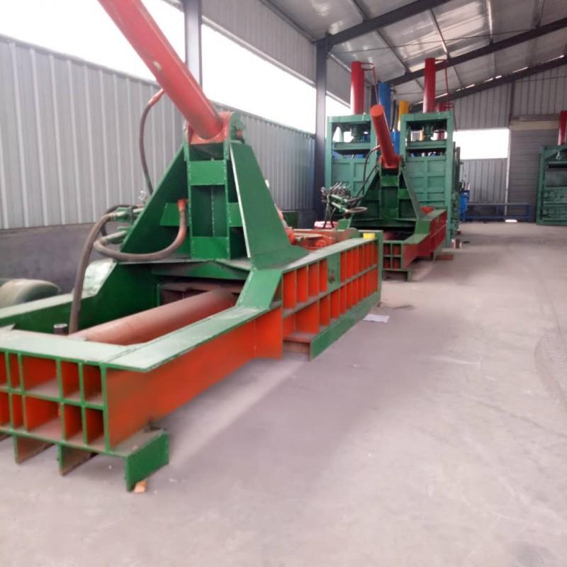 小型金属压块机厂家直销 铁屑薄板打包机厂家批发